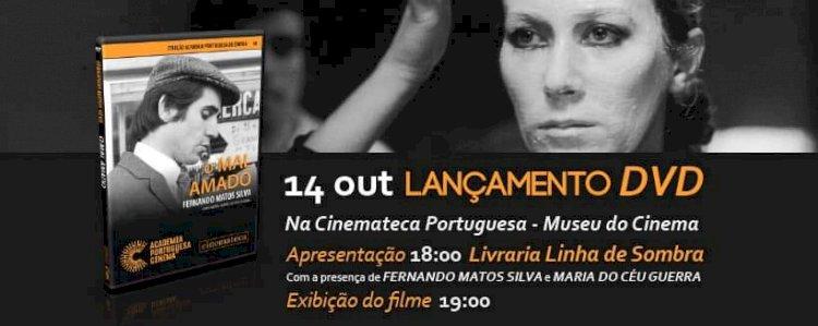 """""""O Mal Amado"""" complementa coleção de DVD's da Academia Portuguesa de Cinema"""