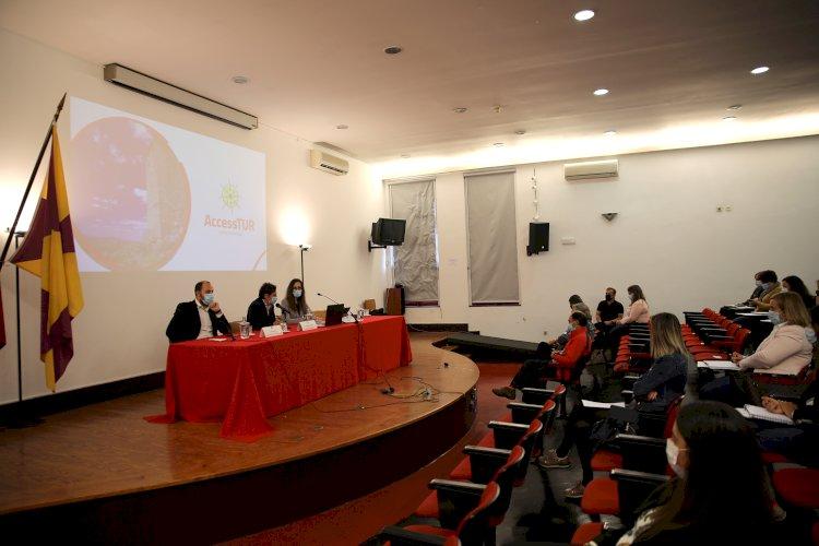 Workshop sobre turismo acessível e inclusivo realizou-se em Cantanhede