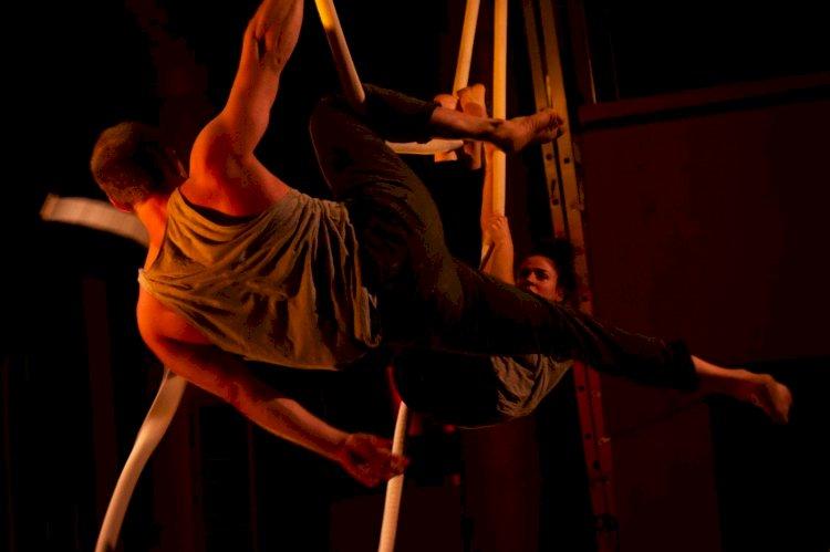 Por um Fio, da Companhia Erva Daninha, sábado no Teatro Virgínia em Torres Novas
