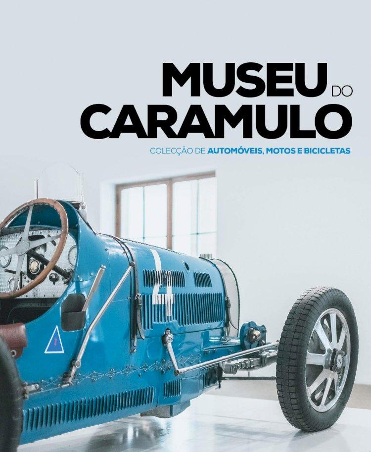 """""""Museu do Caramulo - Colecção de Automóveis, Motos e Bicicletas"""", um dos livros mais aguardados do ano acaba de ser publicado"""