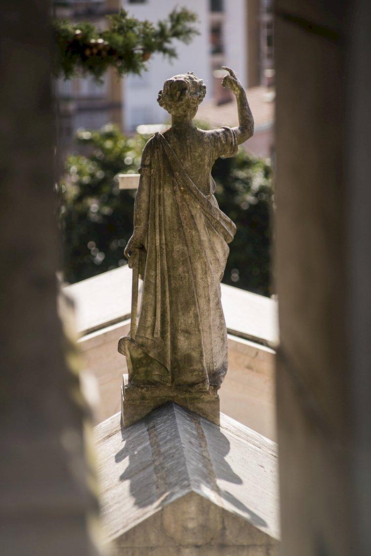 O Cemitério dos Prazeres é um autêntico museu ao ar livre  (artigo com galeria de fotos)