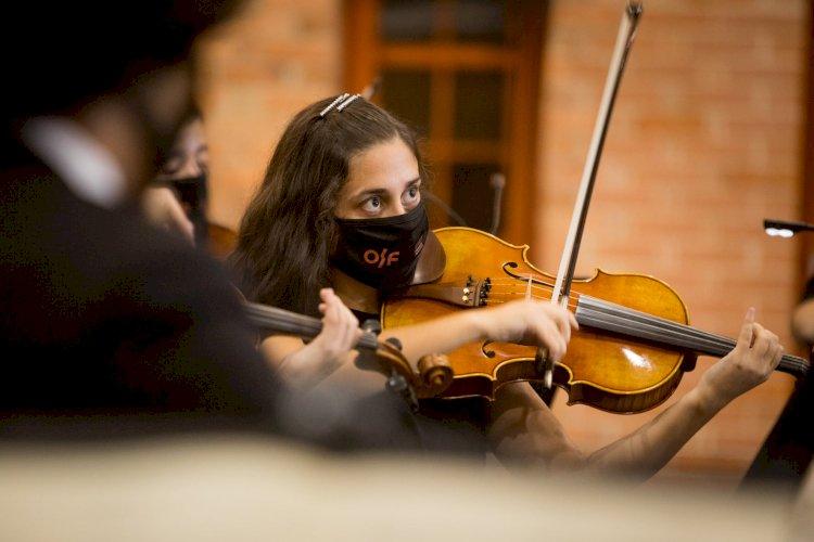 Orquestra Sem Fronteiras de Idanha-a-Nova dá concerto online