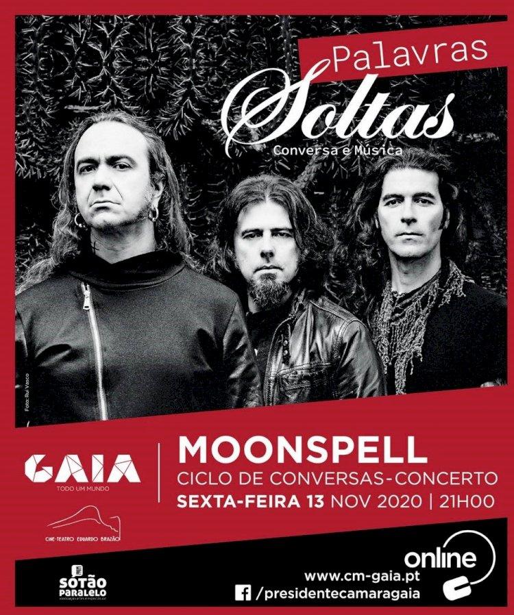 «Palavras Soltas» está de volta com Moonspell na próxima sexta-feira