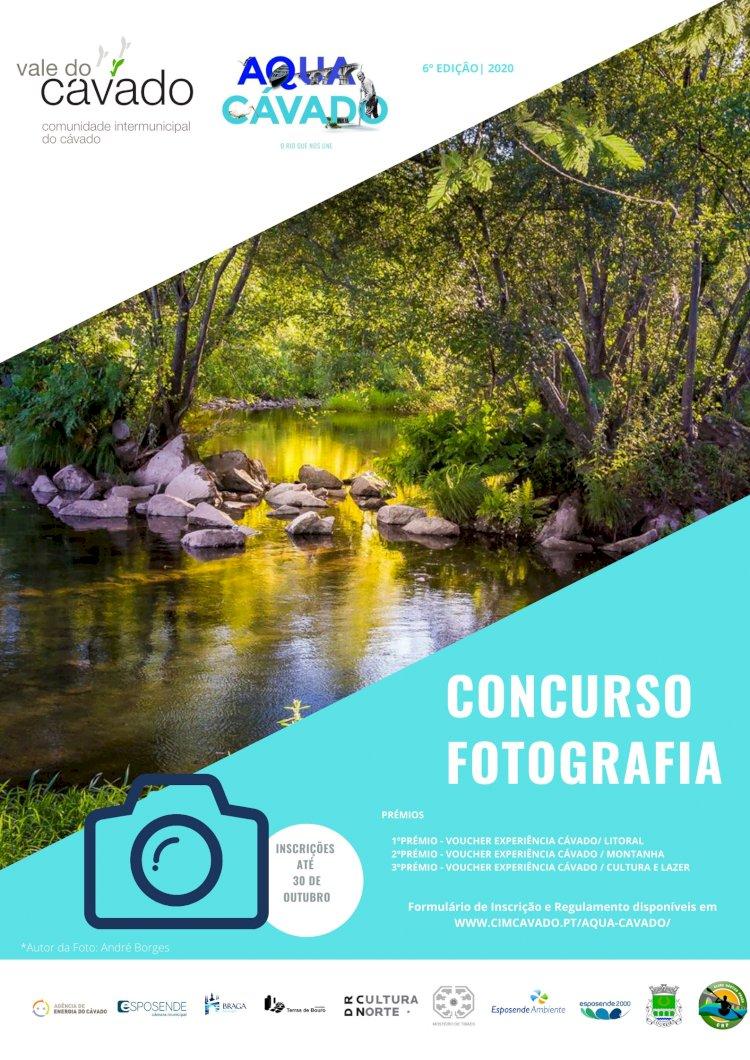 Concurso fotográfico da CIM Cávado decorre até final de Novembro