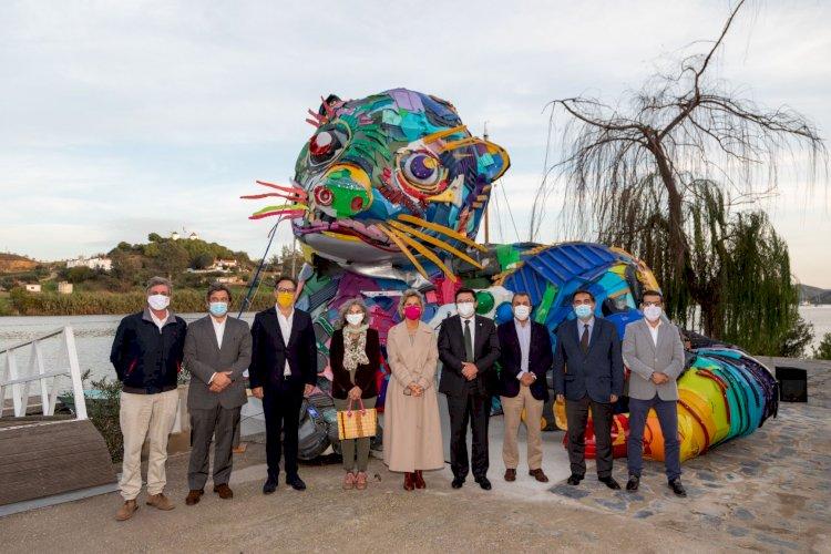 """Em versão Online o"""" Tráfico de Artes no Guadiana"""" deixou a sua marca no território e contou com a presença da Ministra da Coesão Territorial"""