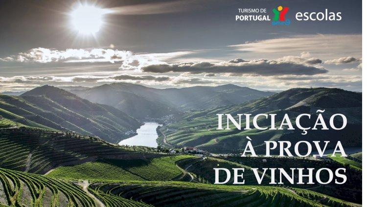 Turismo de Portugal lança curso de Iniciação à Prova de Vinhos, online e gratuito
