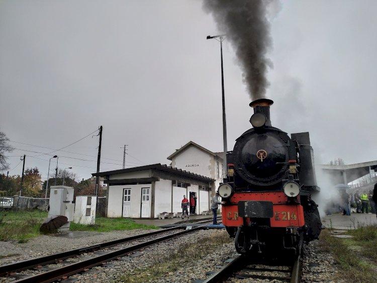 Comboio histórico do Vouga é referência internacional
