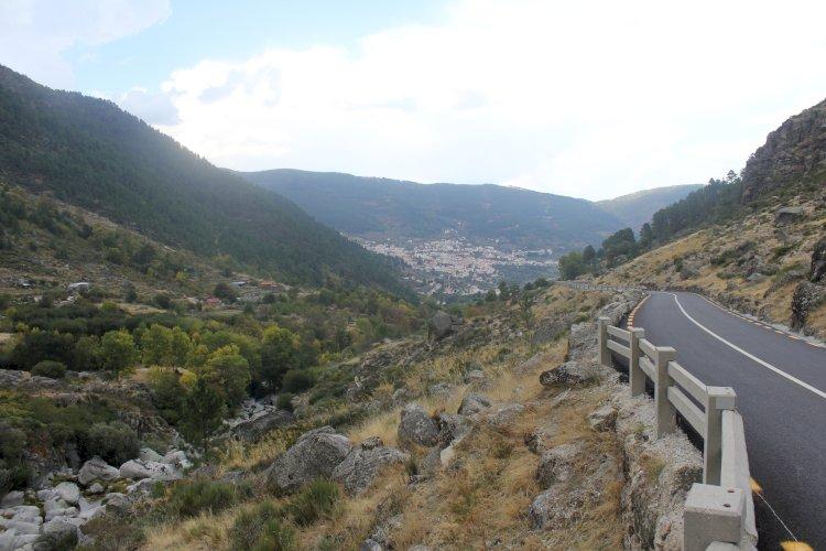 O Zêzere e a sua ligação à Serra da Estrela