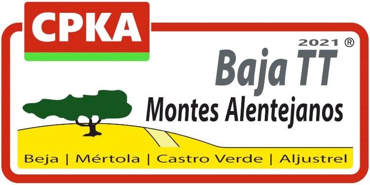 Inscrições abertas para a Baja TT Montes Alentejanos