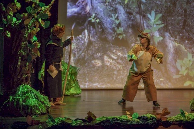 Palmela tem um teatro de Natal em linguagem acessível