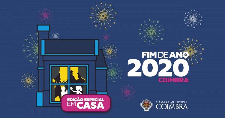 Coimbra com programa de fim de ano digital para assistir em casa e em segurança
