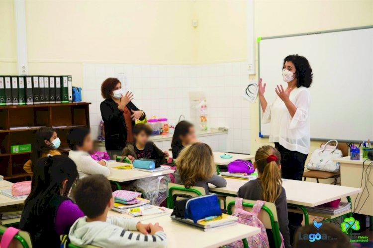 Lagoa promove educação para os Direitos das Crianças