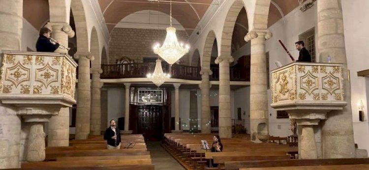 Filarmónica Idanhense dá concerto online de Ano Novo