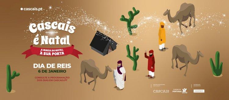 Cascais celebra Dia de Reis com cortejo especial