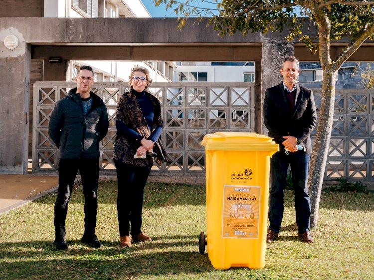 """Praia da Vitória promove """"Prémio Escola Sustentável 2021"""""""