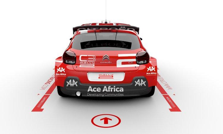 "André Villas-Boas e Ace Africa juntam-se à Sports&You ""Race for Good"" no Rallye Monte-Carlo"