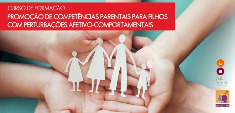 """Silves e CPCJ promovem uma formação de """"Promoção de Competências Parentais para Filhos com Perturbações Afevtivo-comportamentais"""""""