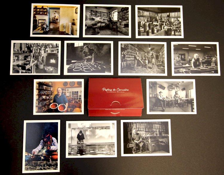 Município de Viana lança coleção de postais para promover o Património
