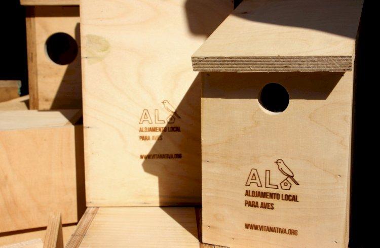 Castro Marim instala Caixas-Ninho para promover avifauna no território