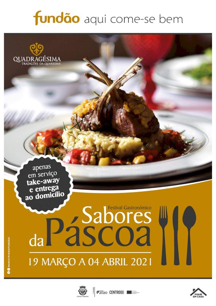"""Festival Gastronómico """"Fundão, Aqui Come-se Bem - Sabores da Páscoa decorre até Abril"""