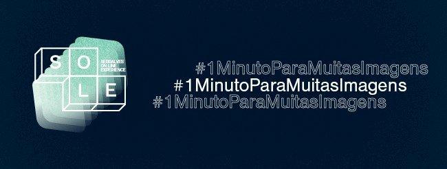 #1MinutoParaMuitasImagens no cinema de Manoel de Oliveira