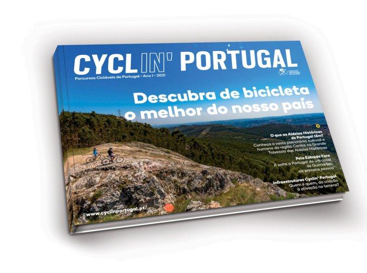 Anuário Cyclin'Portugal lançado para dinamizar turismo com bicicleta