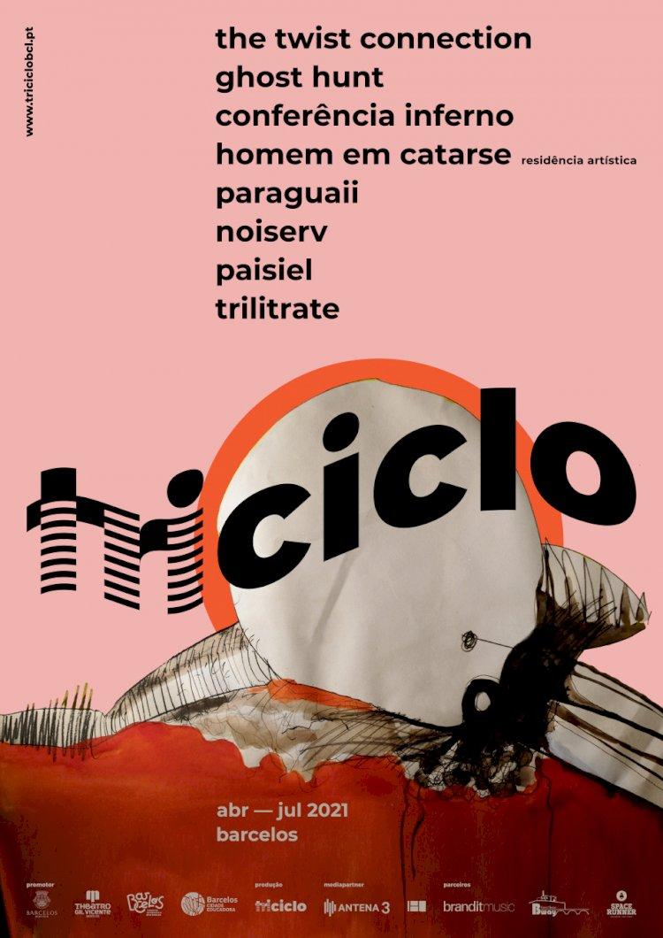 Barcelos: 'triciclo' regressa com quatro meses de música