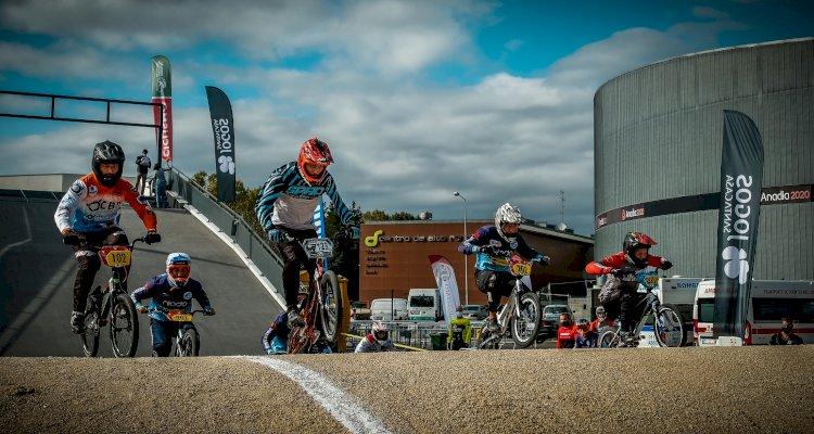 Taça da Europa de BMX 2021 termina na pista olímpica de Sangalhos