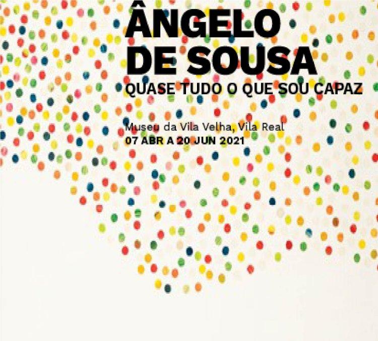 Serralves abre exposição de Ângelo de Sousa em Vila Real