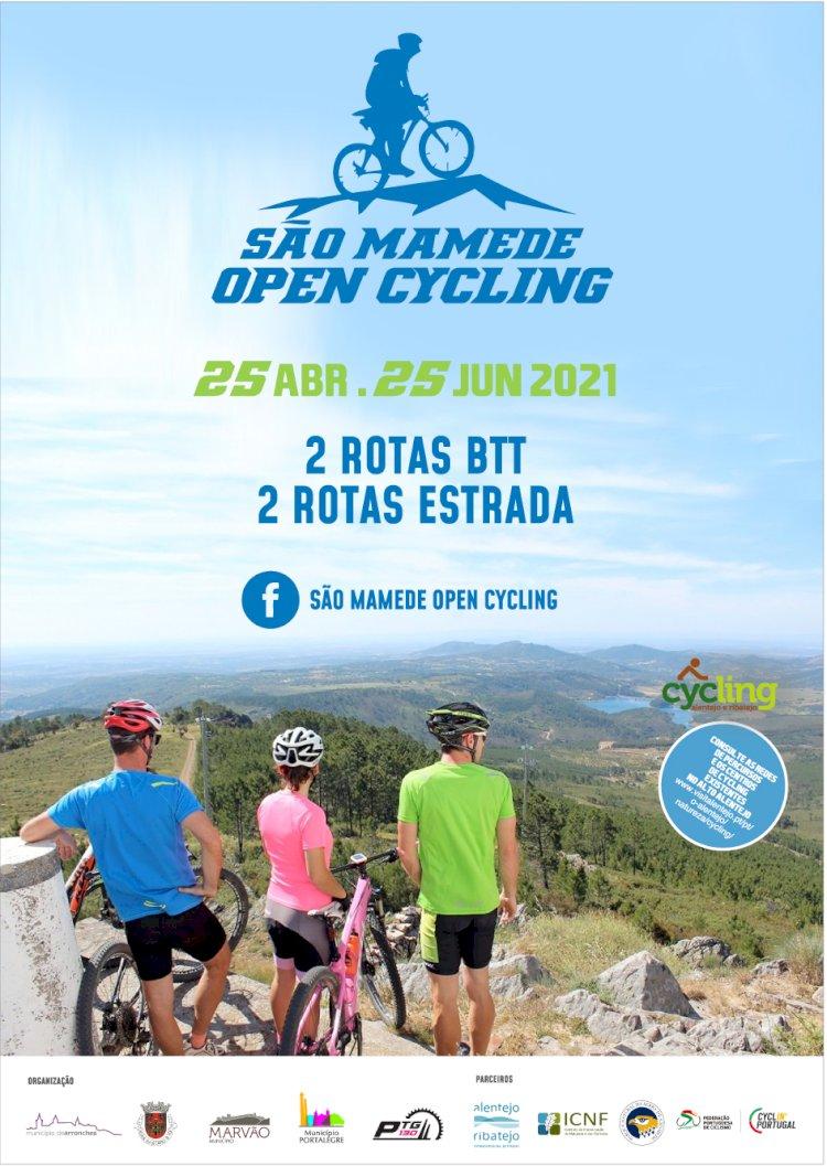 Primeira edição do São Mamede Open Cycling: dois meses de participação ao ritmo de cada ciclista