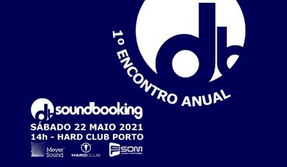 Soundbooking realiza primeiro Encontro Anual no Hard Club, Porto