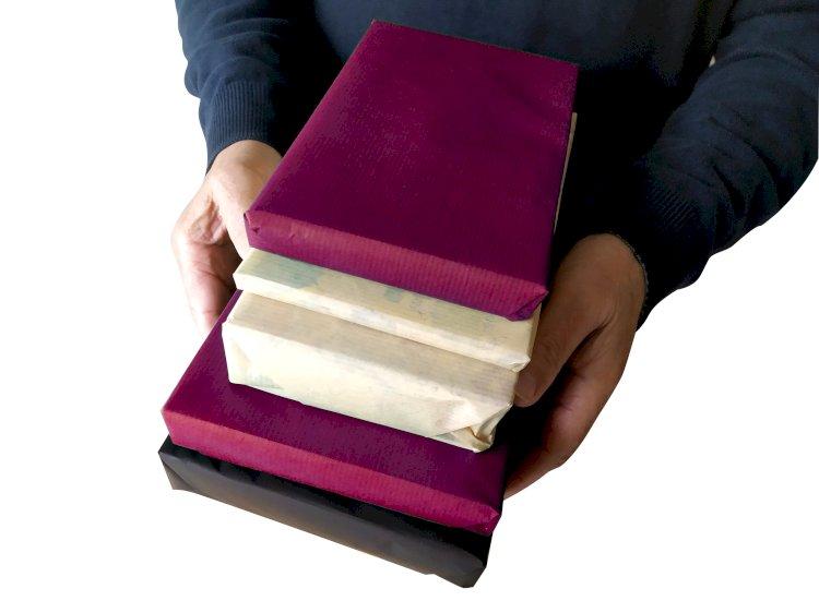 """Teatro Viriato promove a leitura com """"Blind Book Date"""""""