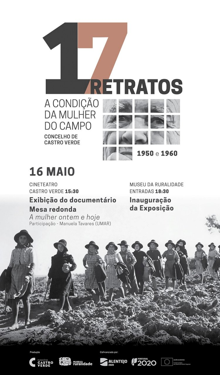 Museu da Ruralidade apresenta documentário e exposição sobre a mulher nas décadas de 50 e 60