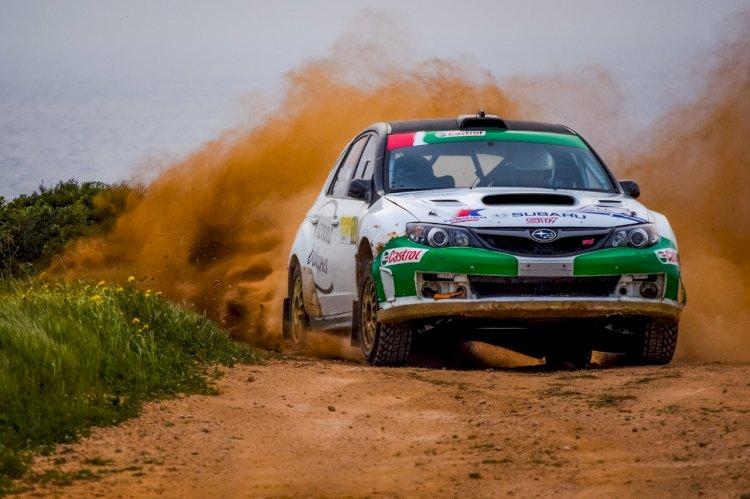 Sintra recebe o Rallye das Camélias