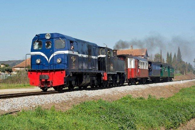 Comboio Histórico do Vouga volta a circular aos Sábados