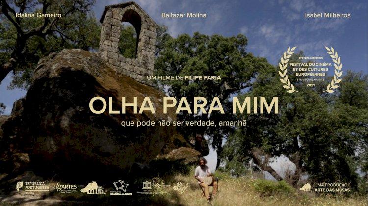 Filme gravado em Idanha no Festival de Cinema de Estrasburgo
