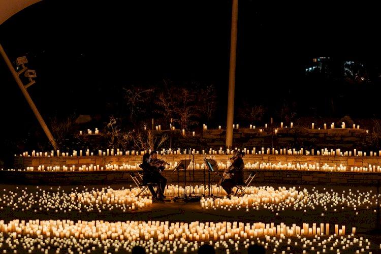 Candlelight Ballet: O Quebra-Nozes à luz das velas no Porto Palácio