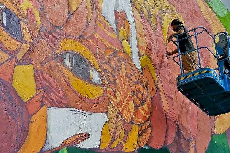 Mural18: arte urbana em Setúbal