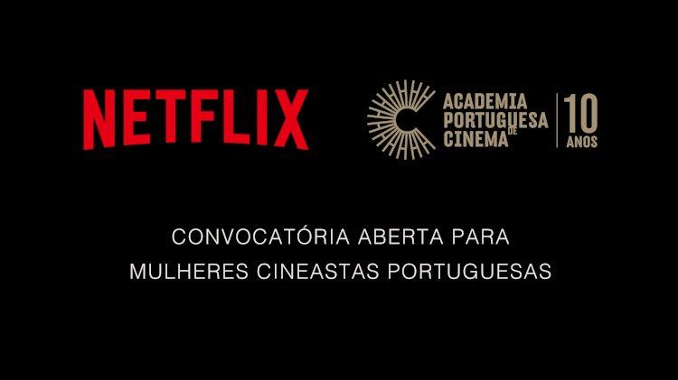 Academia Portuguesa de Cinema e Netflix fazem parceria para promover o trabalho de mulheres cineastas