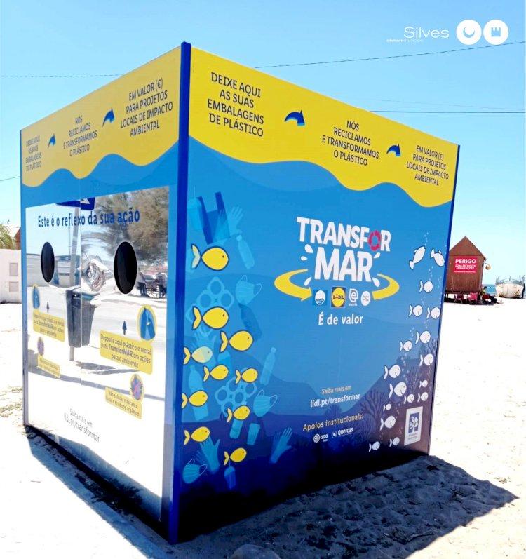 Município de Silves associa-se a mais uma edição do projecto TransforMAR