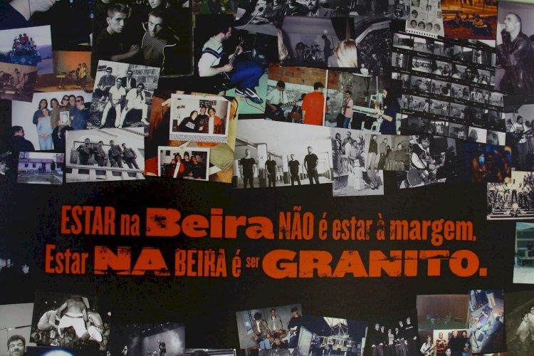 """""""Granito - 60 anos de Rock'n'Roll em Castelo Branco"""" patente na Galeria Casa Amarela e Sala da Nora"""