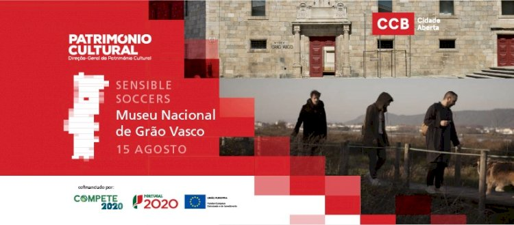 O Centro Cultural de Belém transmite concertos no  Museu Nacional Grão Vasco com entrada livre
