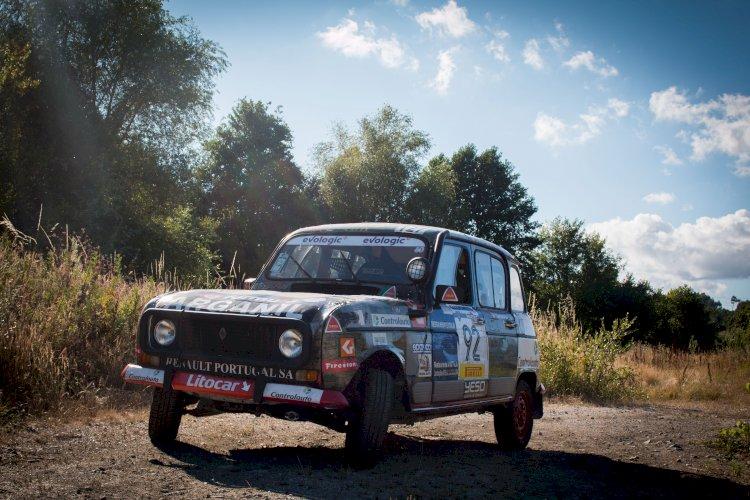 Duas equipas portuguesas, em Renault 4L, vão participar no East African Safari Classic Rally