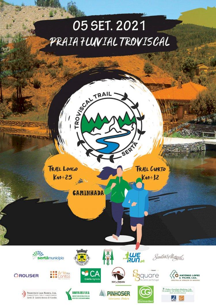 I Troviscal Trail decorre a 5 de Setembro