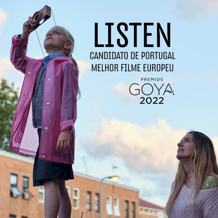 """""""Ordem Moral"""" e """"Listen"""" são os filmes portugueses candidatos aos Prémios Goya 2022"""