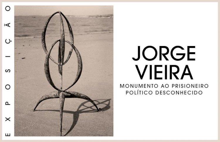 """Exposição """"Jorge Vieira: Monumento ao Prisioneiro Político Desconhecido"""" inaugura em Vila Franca de Xira a 11 de Setembro"""