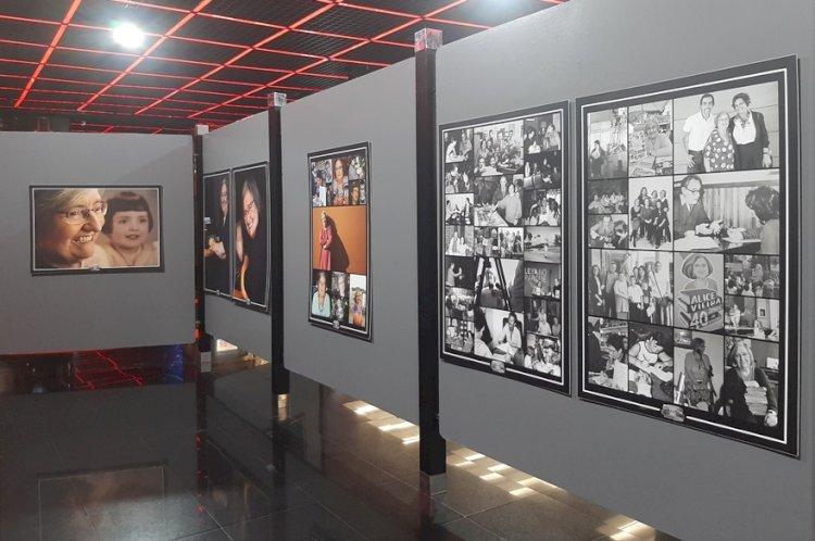 """Casino Estoril acolhe até 26 de Setembro exposição """"Retratos Contados de Alice Vieira"""""""