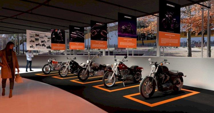 Casino Lisboa inaugura a 21 de Setembro exposição da Harley-Davidson Lisboa