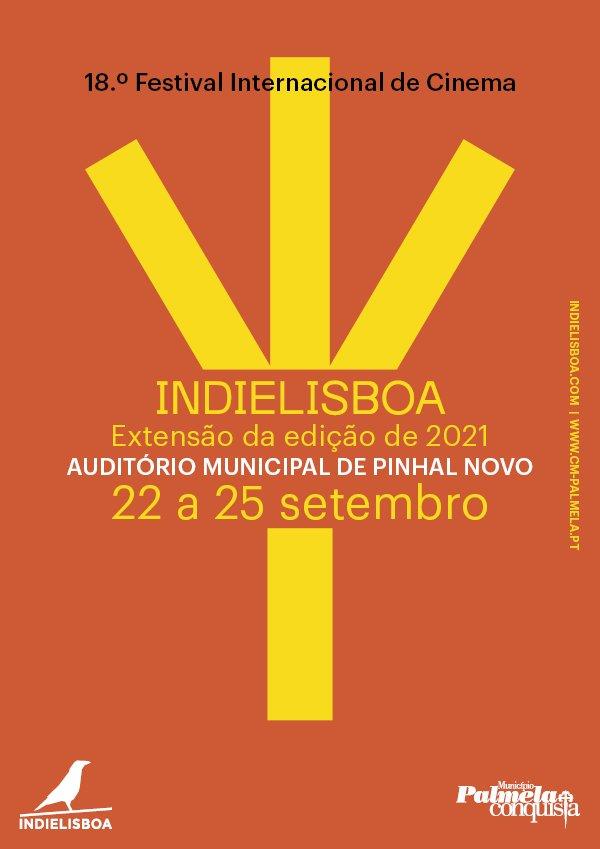 IndieLisboa traz filmes premiados ao Auditório de Pinhal Novo