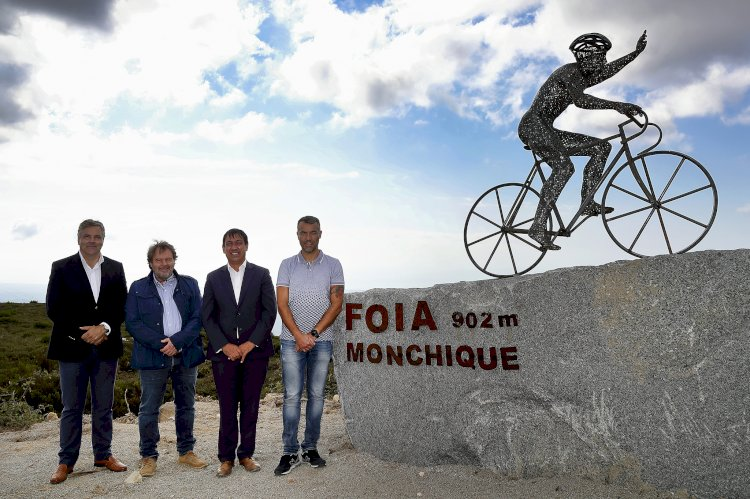 Monchique afirma-se como destino de excelência para o ciclismo